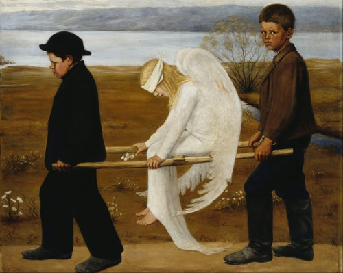Hugo_Simberg_-_The_Wounded_Angel_-_Googl