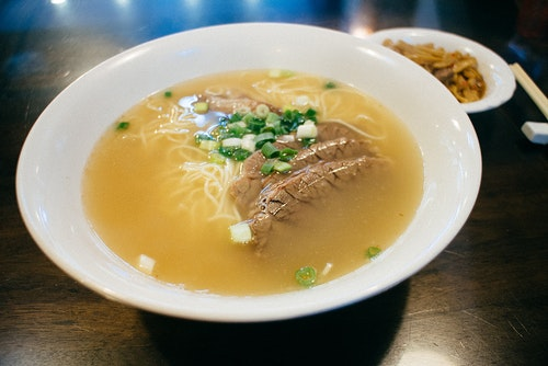 Taipei's Best Noodle and Dumpling Houses