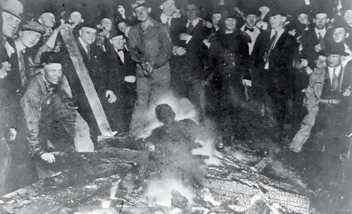 Williambrownlynched