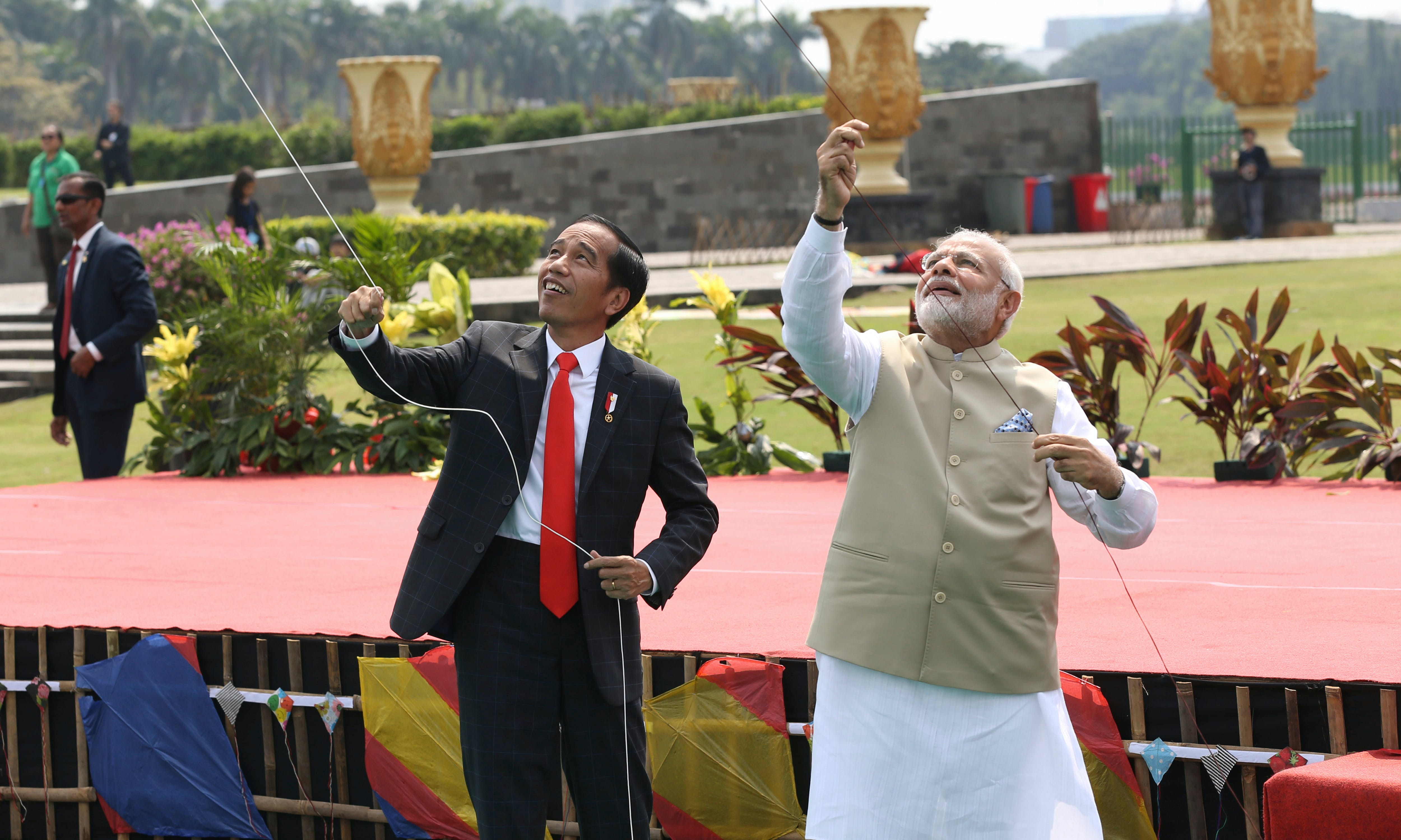 Indian PM Modi Acts East with Indonesian Strategic Pact