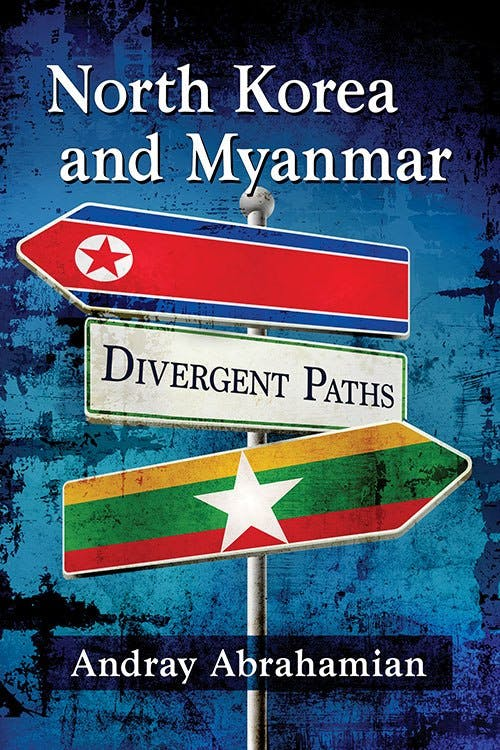 REVIEW: 'Divergent Paths' Explains Changing Fates of Myanmar and North Korea