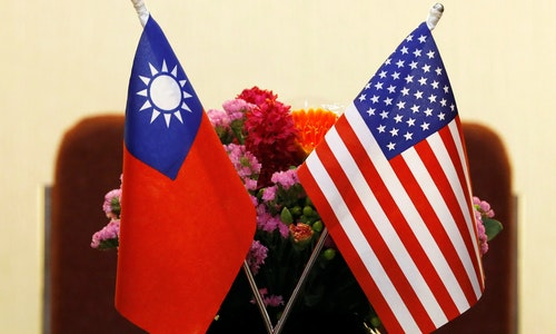 US Takes First Steps on New Pro-Taiwan Legislation