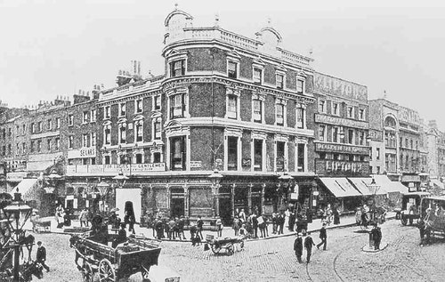 The_Angel_Islington_1890s